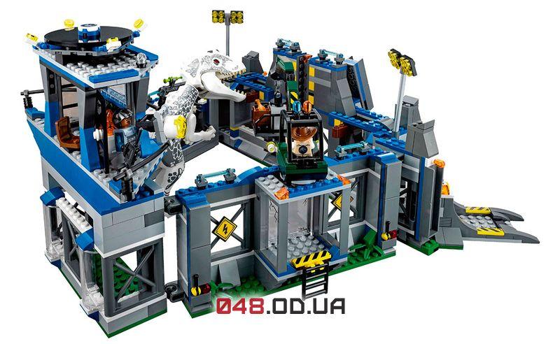 LEGO Jurassic World Бегство индоминуса рекса (75919)
