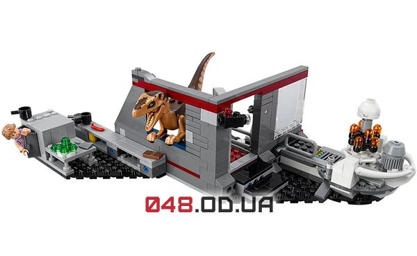 LEGO Jurassic World Охота на Рапторов в Парке (75932)