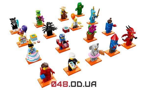 LEGO Minifigures Девушка-цветочный горшочек (71021-14)
