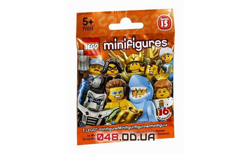 LEGO Minifigures Фавн (71011-7)
