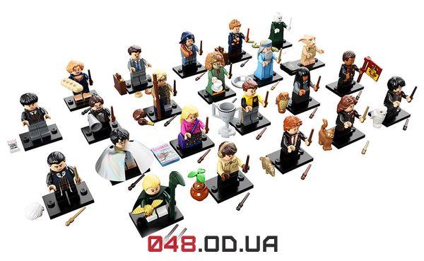LEGO Minifigures Гарри Поттер (71022-1)