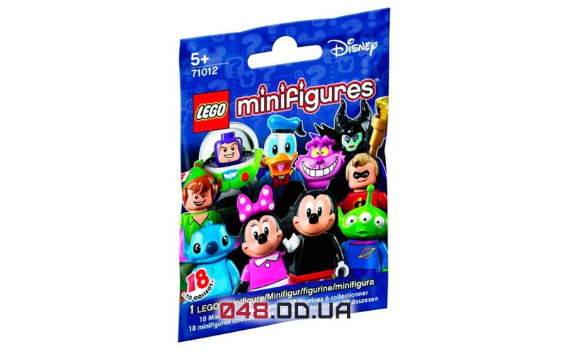 LEGO Minifigures Капитан Крюк (71012_16)