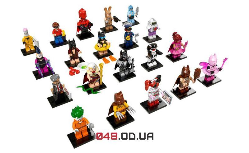 LEGO Minifigures Кэтмен (71017-16)