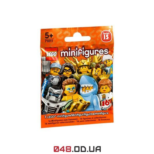 LEGO Minifigures Минифигурки LEGO® - Cерия 15 (71011)