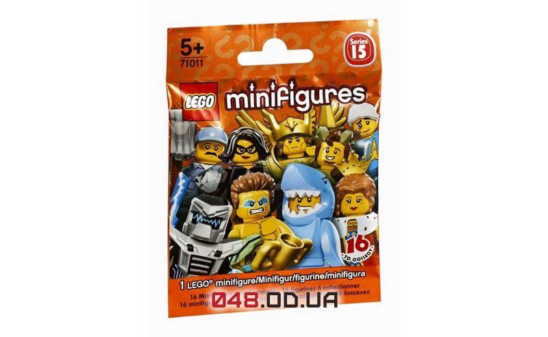 LEGO Minifigures Неуклюжий парень (71011-4)