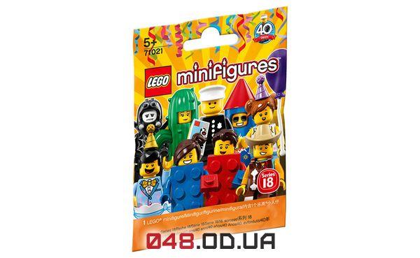 LEGO Minifigures Парень на Дне рождения (71021-16)