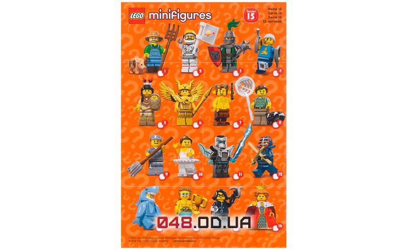 LEGO Minifigures Воин кендо (71011-12)
