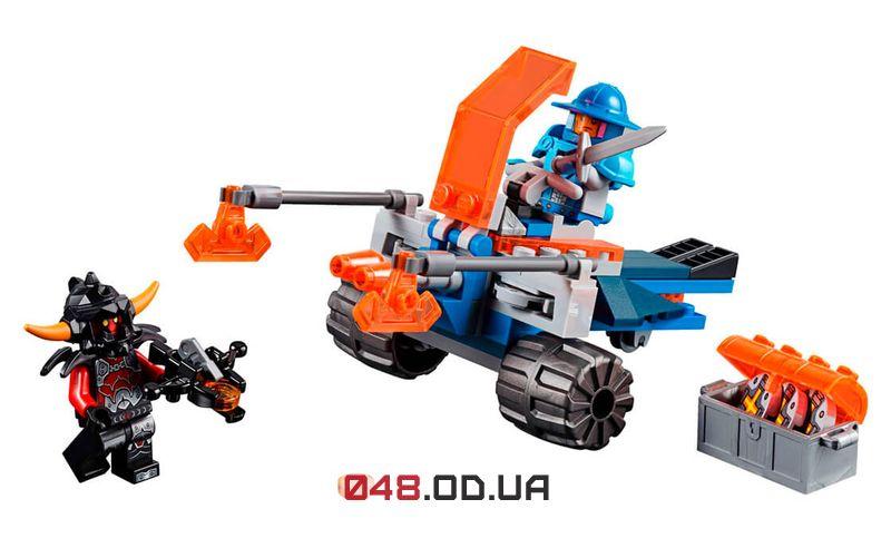 LEGO NEXO KNIGHTS Королевский боевой бластер (70310)