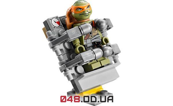 LEGO Ninja Turtles Освобождение фургона черепашек (79115)