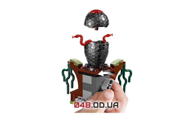 LEGO NINJAGO Атака Алой армии (70621)