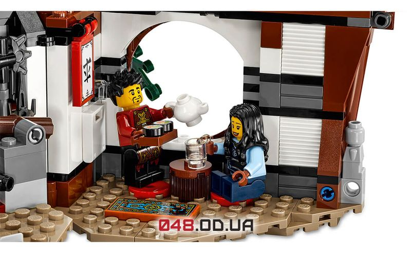 LEGO NINJAGO Кузница Дракона (70627)
