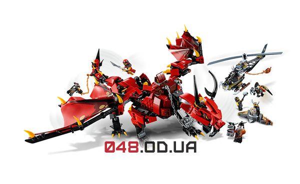 LEGO NINJAGO Первый страж (70653)