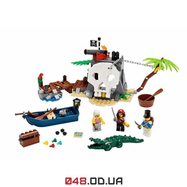 LEGO Pirates Остров сокровищ (70411)