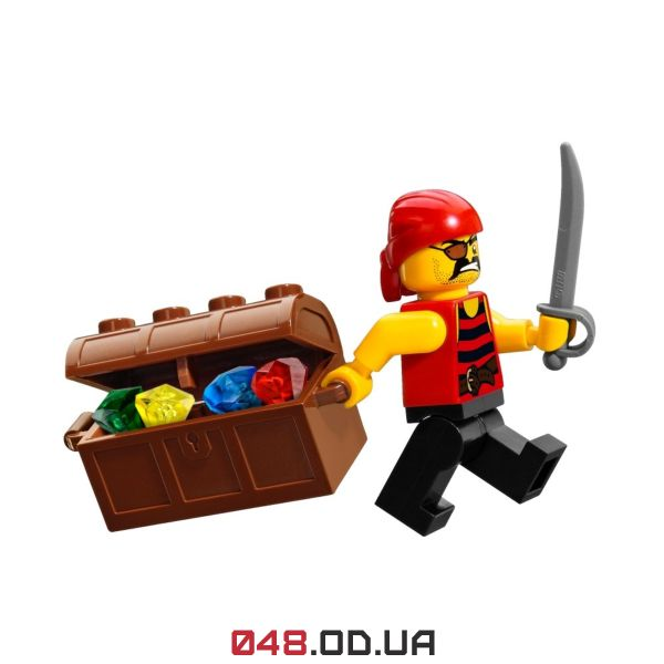 LEGO Pirates Военный блокпост (70410)