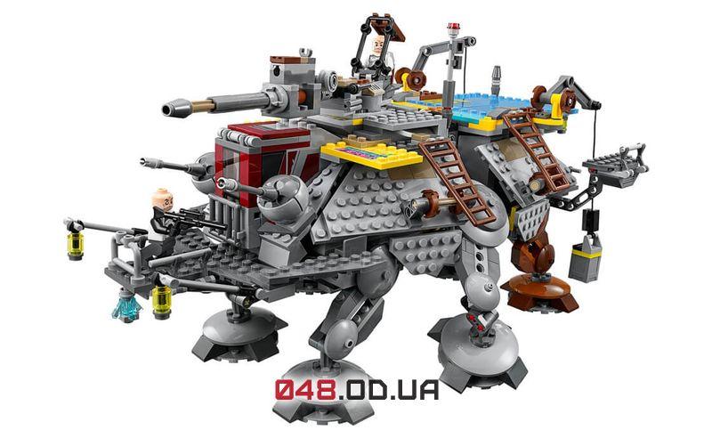 LEGO Star Wars AT-TE Капитана Рекса (75157)