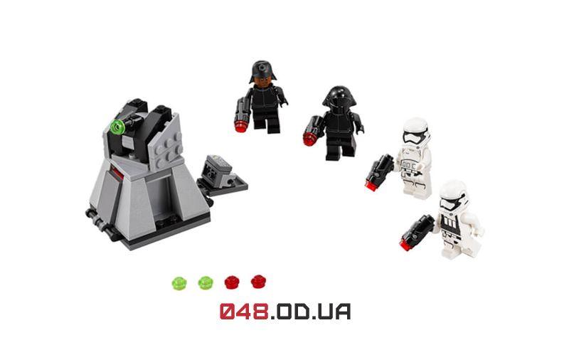 LEGO Star Wars Баттл-пак Первого Ордена (75132)