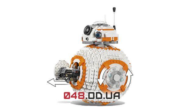 LEGO Star Wars БиБи-8 (75187)