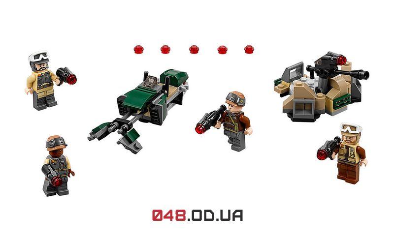 LEGO Star Wars Боевой набор Повстанцев (75164)