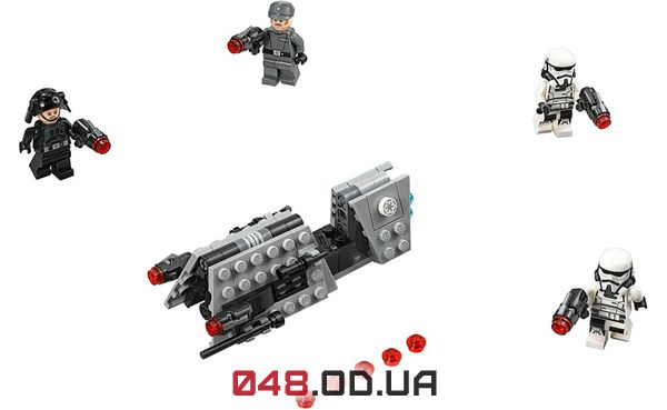LEGO Star Wars Имперский боевой отряд (75207)