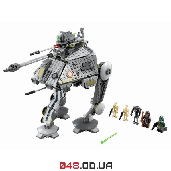 LEGO Star Wars Шагающий танк AT-AP (75043)