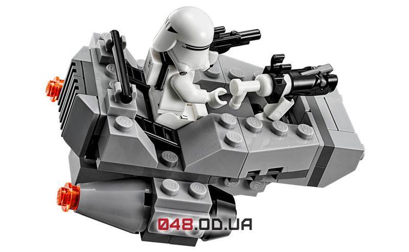 LEGO Star Wars Снегоход Первого Ордена (75126)