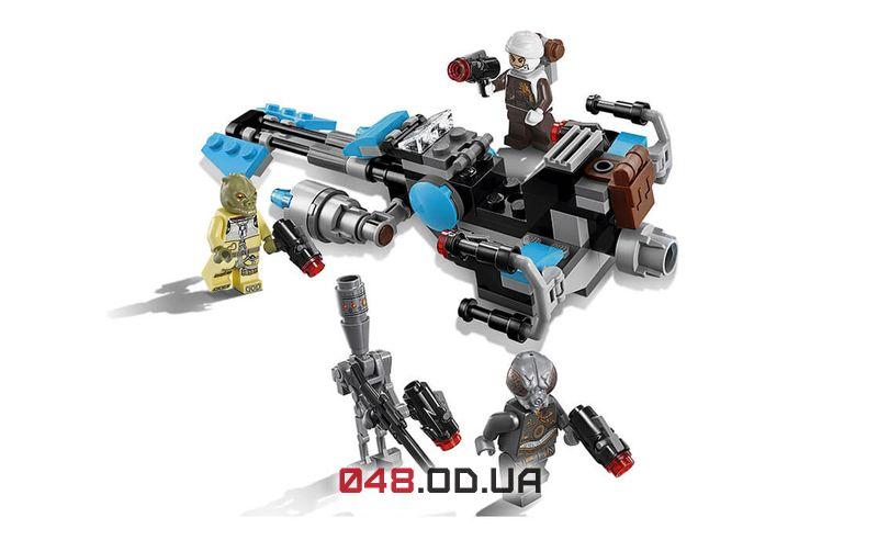 LEGO Star Wars Спидер охотников за головами (75167)