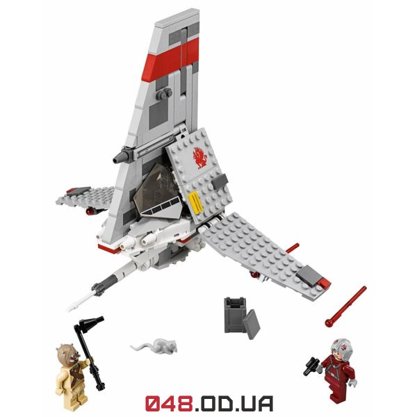 LEGO Star Wars T-16 Skyhopper Скоростной аэроспидер (75081)