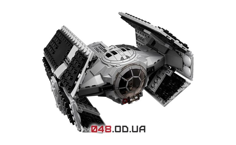 LEGO Star Wars Усовершенствованный истребитель TIE Advanced против A-wing (75150)