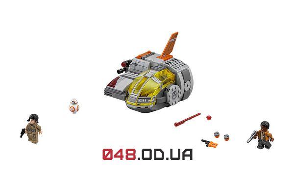 LEGO Star Wars Транспортная капсула Сопротивления (75176)