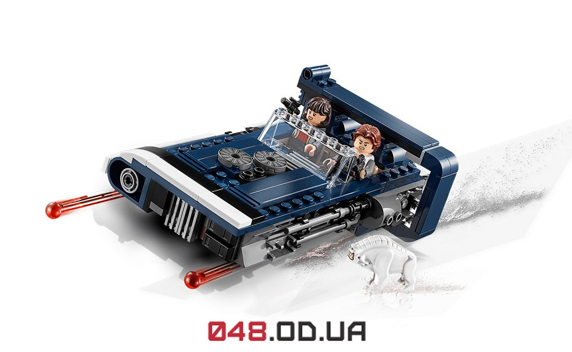 LEGO Star Wars Вездеход Хана (75209)