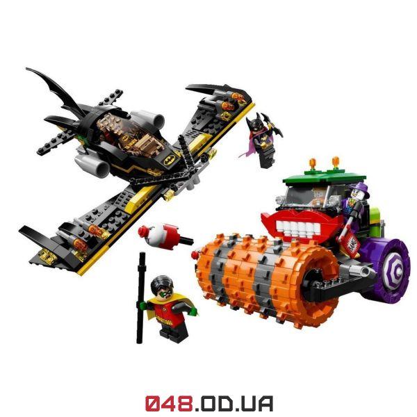LEGO Super Heroes Бэтмен: Паровой каток Джокера (76013)