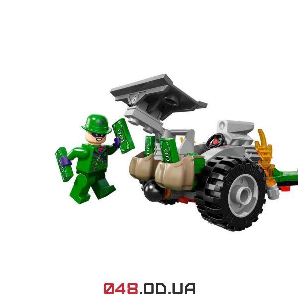 LEGO Super Heroes Бэтмен: Погоня Ридла (76012)
