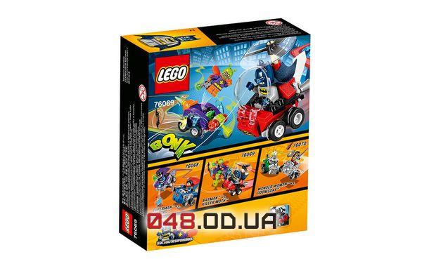 LEGO Super Heroes Бэтмен против Мотылька-убийцы (76069)
