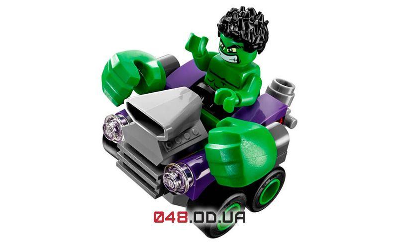 LEGO Super Heroes Халк против Альтрона (76066)