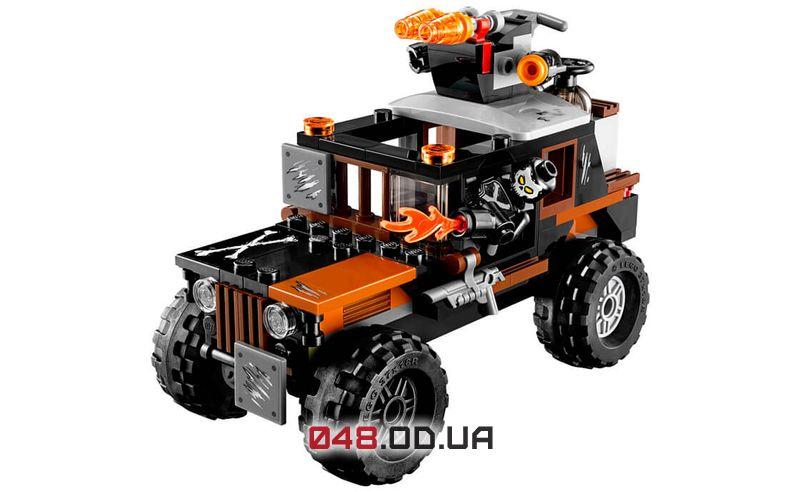 LEGO Super Heroes Опасное ограбление (76050)