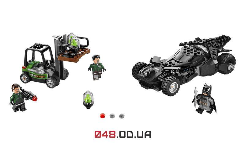 LEGO Super Heroes Перехват криптонита (76045)