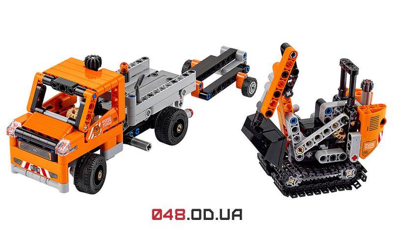 LEGO Technic Дорожная техника (42060)
