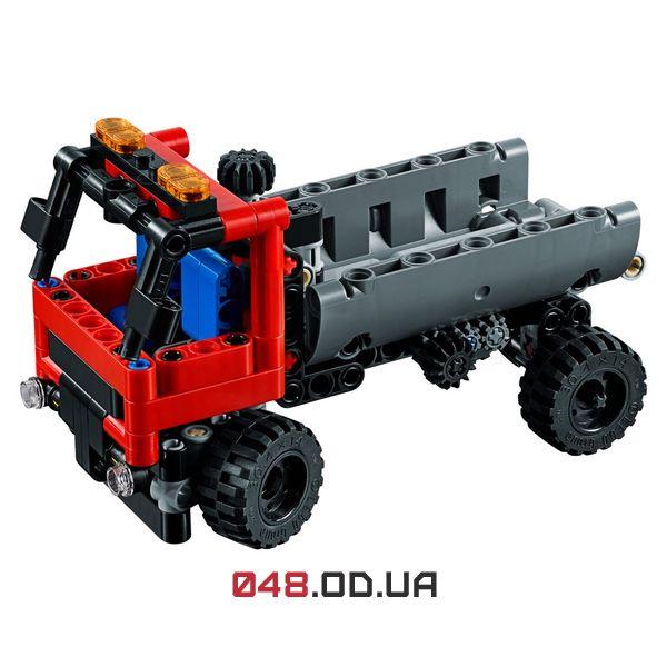 LEGO Technic Погрузчик с крюком (42084)
