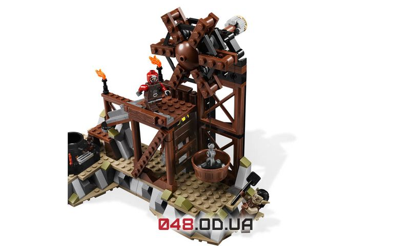 LEGO The Lord of the Rings Кузница Орков (9476)