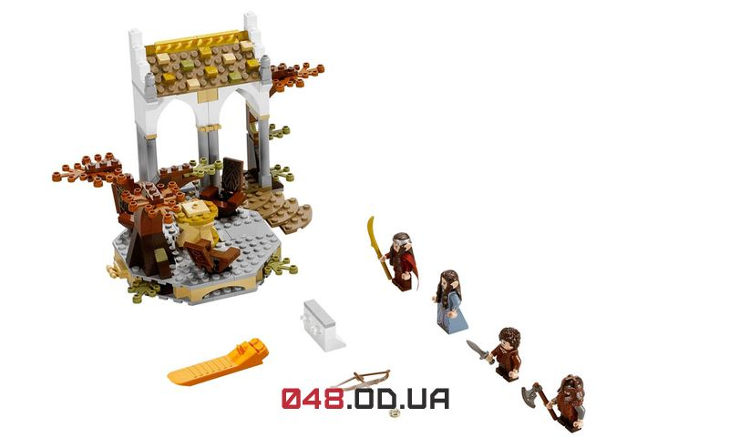 LEGO The Lord of the Rings Совет у Элронда (79006)