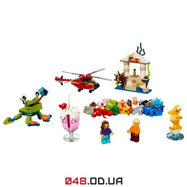 LEGO What Will You Build?  Мир веселья (10403)