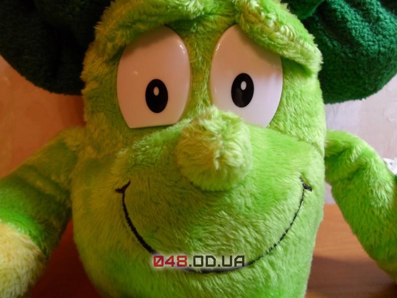 Bobby Broccoli, овощ Брокколи мягкая игрушка Goodness Gang (коллекция 1)