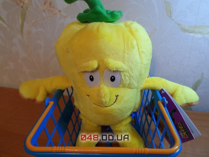 Pippa Pepper, овощ Перчик мягкая игрушка Goodness Gang (коллекция 2)