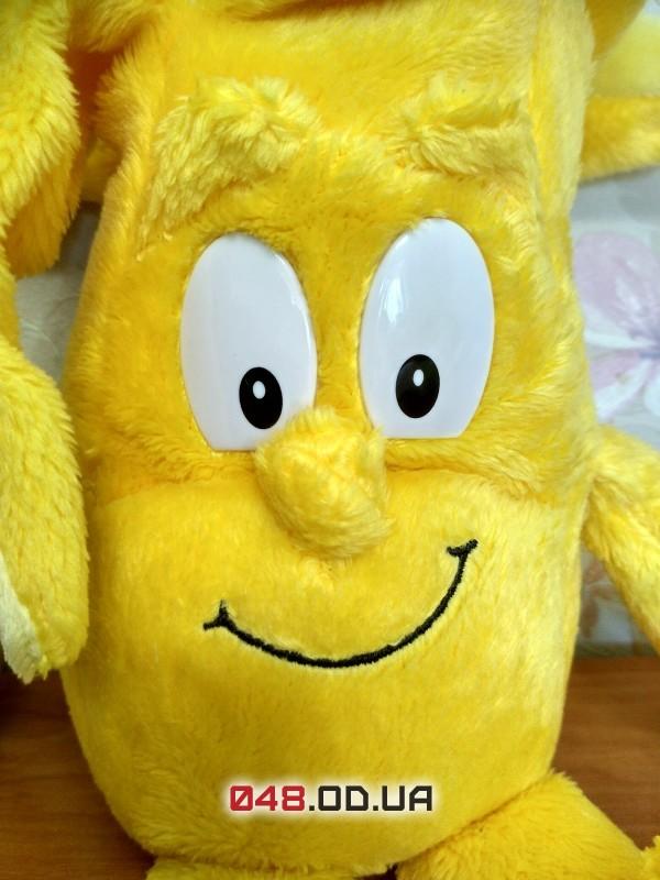 Ben Banana, плод Банан мягкая игрушка Goodness Gang (коллекция 1)