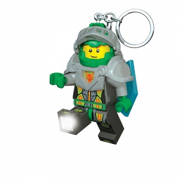 LEGO NEXO KNIGHTS брелок-фонарик Аарон (LGL-KE98) 7,5 см
