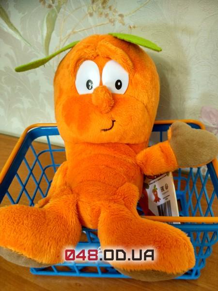Charlie Carrot, овощ Морковка мягкая игрушка Goodness Gang (коллекция 1)