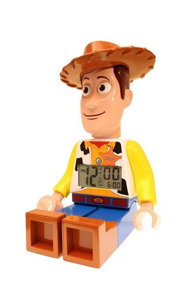 Часы-будильник LEGO Вуди Toy Story (9002731)