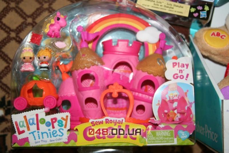 Домик Крошки Lalaloopsy Сказочный замок (2 куклы, аксессуары) 529538