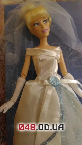 Эксклюзив! Кукла принцесса дисней Зоушка - невеста в свадебном платье, 2012 год