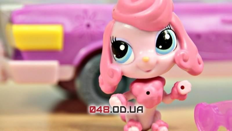 Игровой набор Littlest pet shop Лимузин B0250
